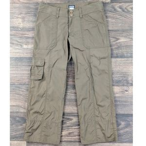 Patagonia Water Girl Roll Cuff Capri Cropped Pants